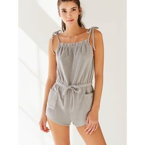 Urban outfitters gray romper